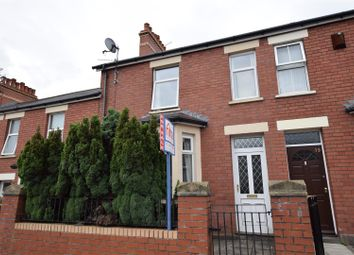 Thumbnail 3 bed terraced house for sale in Beatrice Road, Barry