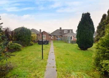 Thumbnail 2 bed semi-detached bungalow for sale in Breckland Road, New Costessey, Norwich