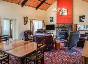 Thumbnail 4 bed detached house for sale in Cross Inn, Llandysul