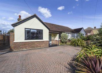 Thumbnail 4 bed semi-detached bungalow for sale in Lyndhurst Avenue, Whitton, Twickenham