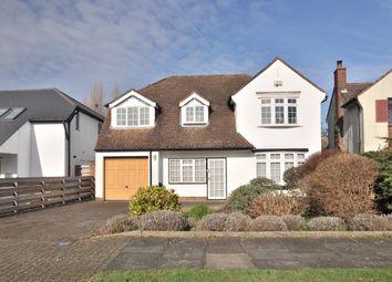 Thumbnail 4 bed detached house for sale in Poyntell Crescent, Chislehurst