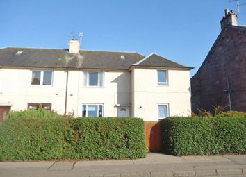 Thumbnail 2 bed flat for sale in Fairfield Road, Sauchie, Alloa