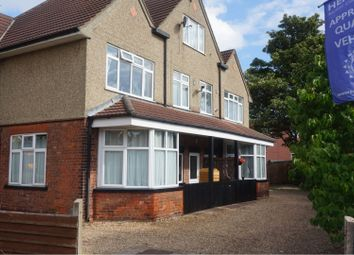 Thumbnail 1 bed flat to rent in 147 Heneage Road, Grimsby