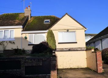Thumbnail 2 bed semi-detached bungalow for sale in Eden Grove, Paignton