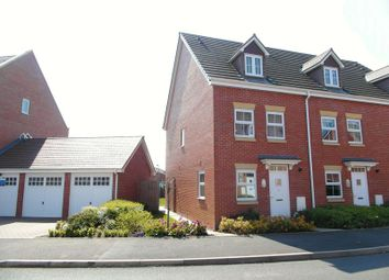 Thumbnail 4 bed semi-detached house to rent in Highlander Drive, Donnington, Telford