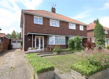 Thumbnail 3 bed semi-detached house for sale in Digby Road, Corringham, Corringham