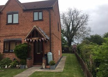 Thumbnail 3 bed property for sale in Maple Drive, Bassingham, Lincoln