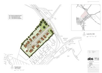 Thumbnail Land for sale in Beaumont Road, Great Oakley, Harwich