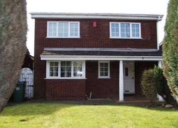 Thumbnail 4 bed detached house to rent in Leahouse Gardens, Oldbury