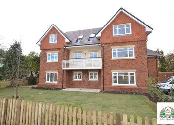 3 bed flat for sale in Copse Road, New Milton BH25