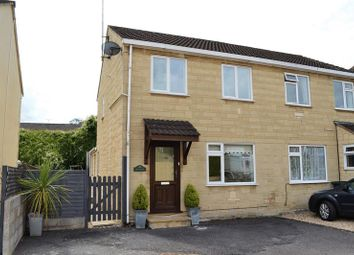 Thumbnail 3 bed semi-detached house for sale in Orchard Road, Paulton, Bristol