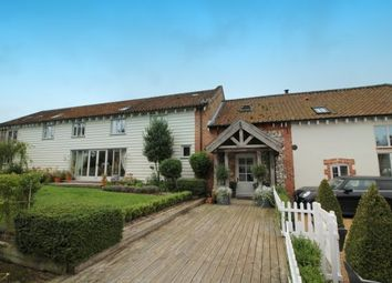 Thumbnail 4 bedroom barn conversion to rent in Chequers Lane, Thetford