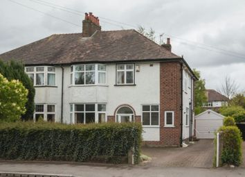 Thumbnail 4 bed semi-detached house for sale in Hale Road, Hale, Altrincham