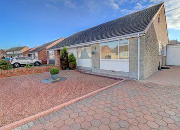 Thumbnail 2 bedroom semi-detached bungalow for sale in Simonside Avenue, Choppington