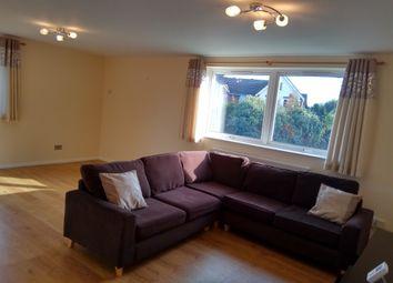 Thumbnail 2 bed flat to rent in Greyhound Close, Aldershot