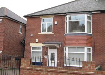 Thumbnail 2 bed flat to rent in St. James Crescent, Newcastle Upon Tyne