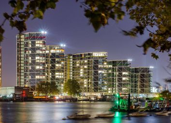 Thumbnail 3 bed flat to rent in Riverlight Quay, Nine Elms