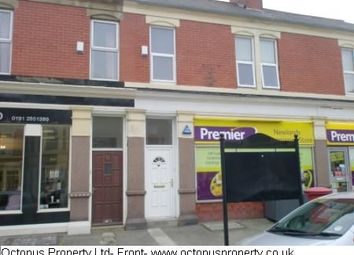Thumbnail 4 bed terraced house to rent in Newlands Road, Newcastle Upon Tyne