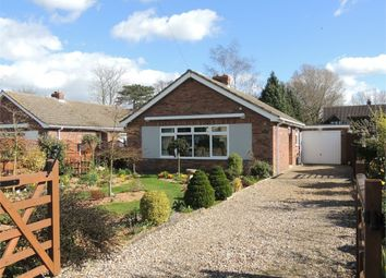 Thumbnail 2 bedroom detached bungalow for sale in Orchard Close, Watlington, King's Lynn