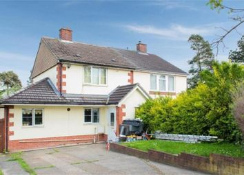 Thumbnail 3 bed semi-detached house for sale in Elm Close, Haverhill