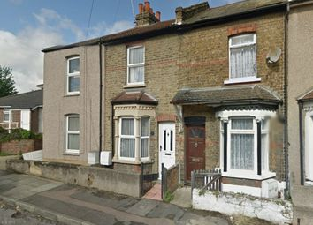 Thumbnail 2 bedroom terraced house to rent in Stanley Road, Gravesend