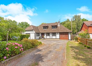 Thumbnail 5 bed detached bungalow for sale in Snow Hill, Copthorne, Crawley
