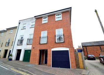 Thumbnail 5 bed town house to rent in Weavers Lane, Sudbury
