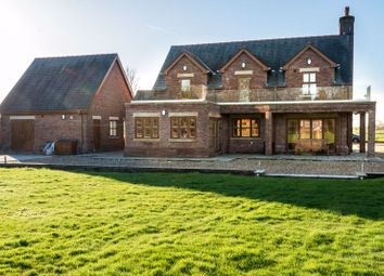 Railway View, Croston, Leyland PR26. 5 bed detached house for sale