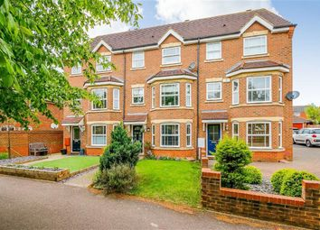 Thumbnail 3 bed town house for sale in Hartland Avenue, Tattenhoe, Milton Keynes, Buckinghamshire