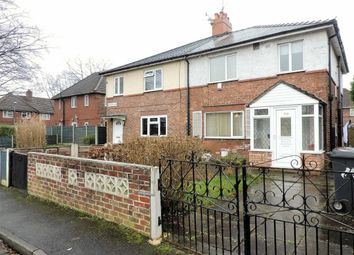 Thumbnail 3 bedroom semi-detached house for sale in Bowdon Avenue, Manchester