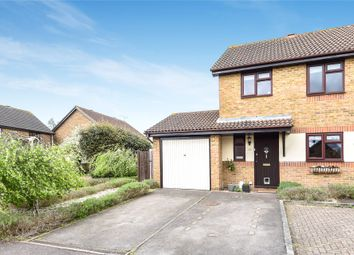 Thumbnail 3 bed end terrace house for sale in Coleridge Close, Twyford, Reading, Berkshire