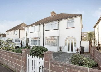 Thumbnail 3 bed semi-detached house for sale in Cambridge Road, Lee On The Solent