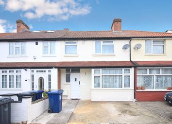 Thumbnail 4 bedroom terraced house to rent in Cherry Avenue, Southall