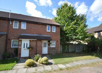 Thumbnail 2 bedroom end terrace house for sale in Jasmine Gardens, Hatfield, Hertfordshire