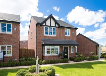 Thumbnail 3 bed detached house for sale in Bank Lane, Kirkby