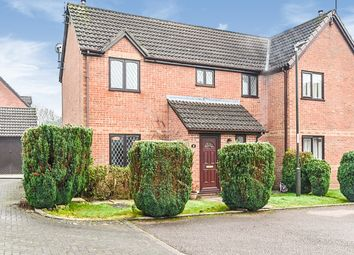 Thumbnail 4 bed semi-detached house for sale in Hawthorne Close, Kilburn, Belper