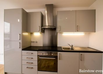 Thumbnail 1 bed flat to rent in Victoria Road, Gidea Park, Romford
