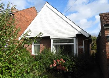 Thumbnail 1 bed detached bungalow for sale in Cheney Manor Road, Swindon