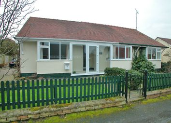 Thumbnail 4 bed detached bungalow for sale in Cliffe Road, Little Neston, Neston
