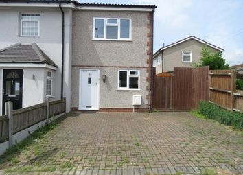 Thumbnail 2 bed end terrace house for sale in Manford Way, Chigwell