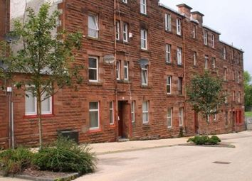 Thumbnail 1 bed flat for sale in Maxwell Street, Port Glasgow, Inverclyde