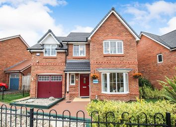 Thumbnail 4 bed detached house for sale in Glasson Rectory Lane, Standish, Wigan