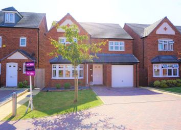 Thumbnail 4 bed detached house for sale in Green Howards Road, Chester