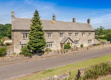 Thumbnail 6 bed farmhouse for sale in Sevington, Grittleton, Chippenham