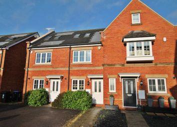 Thumbnail 3 bed terraced house to rent in Derisley Close, Byfleet, West Byfleet
