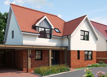 Thumbnail 4 bed detached house for sale in Last One Remaining! Hunston Road, Hunston