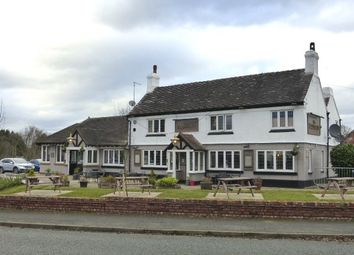 Thumbnail Pub/bar for sale in Newcastle Road, Cheshire