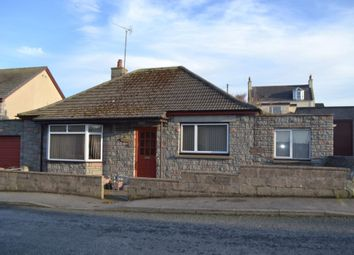 Thumbnail 2 bed detached bungalow for sale in Tocher Street, Macduff