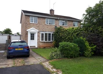 Thumbnail 3 bed semi-detached house to rent in Elm Road, Driffield