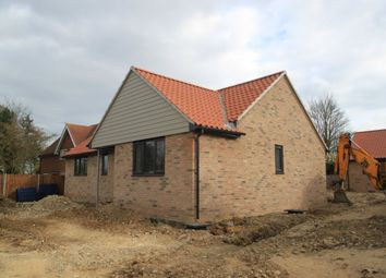 Thumbnail 3 bed detached bungalow for sale in Risby, Bury St Edmunds, Suffolk